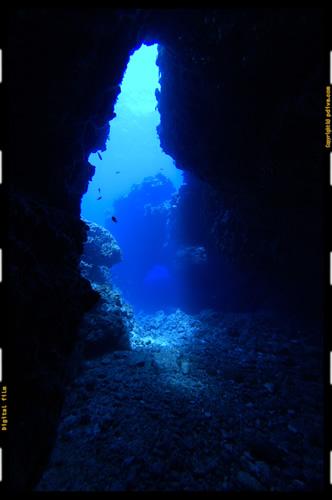 サイパン ダイビング 2006/04/29 (2)テニアン グロット