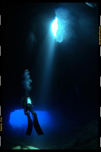 サイパン ダイビング 2006/04/30 (2)スポットライト