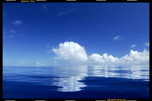 マーシャル諸島 アルノ環礁 2006/08/18 船上撮影