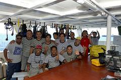 マーシャル諸島 マジュロ環礁 2006/10/13-帰国