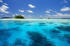 マーシャル諸島 マジュロの旅2(地理と地図)